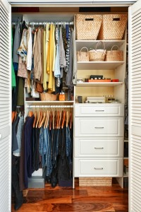 An Organized Home is Achievable